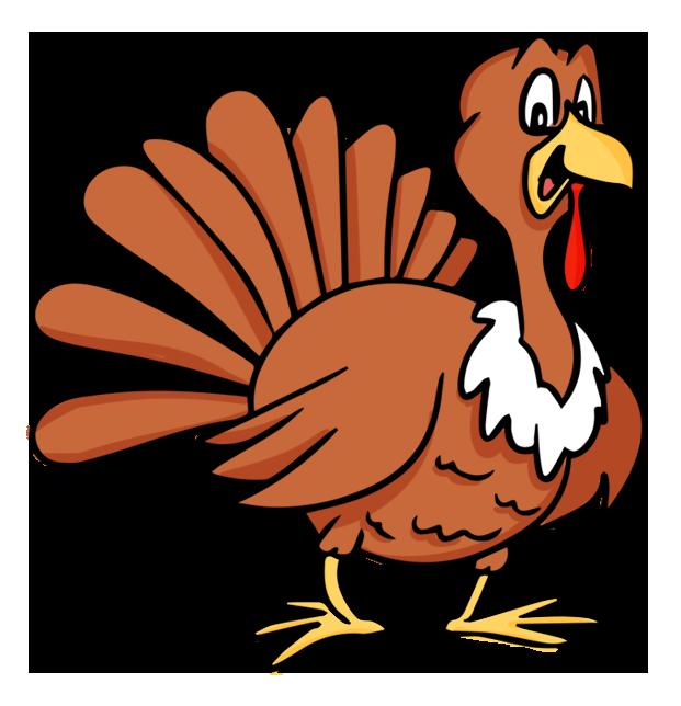 Turkeys Clip Art.