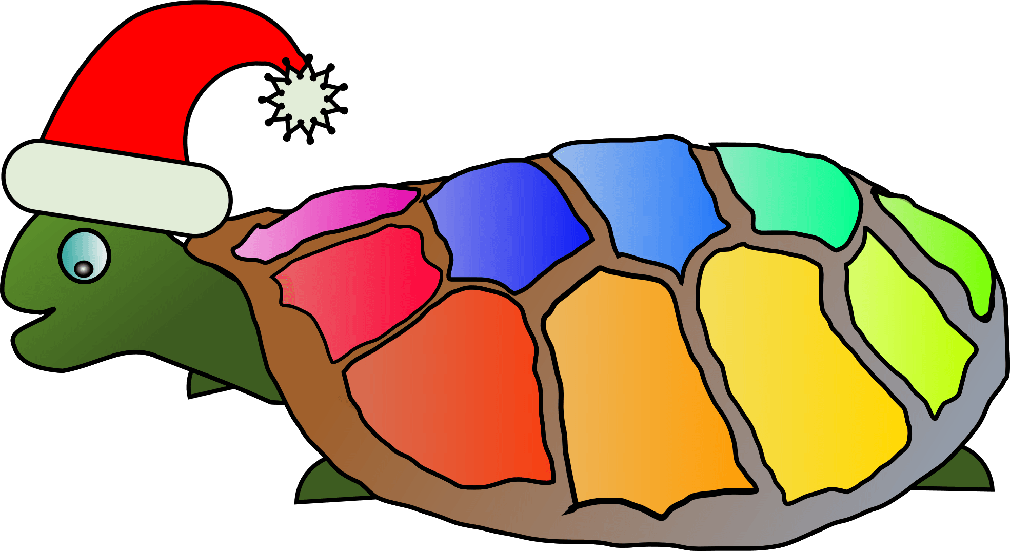Free Christmas Turtle Cliparts, Download Free Clip Art, Free.