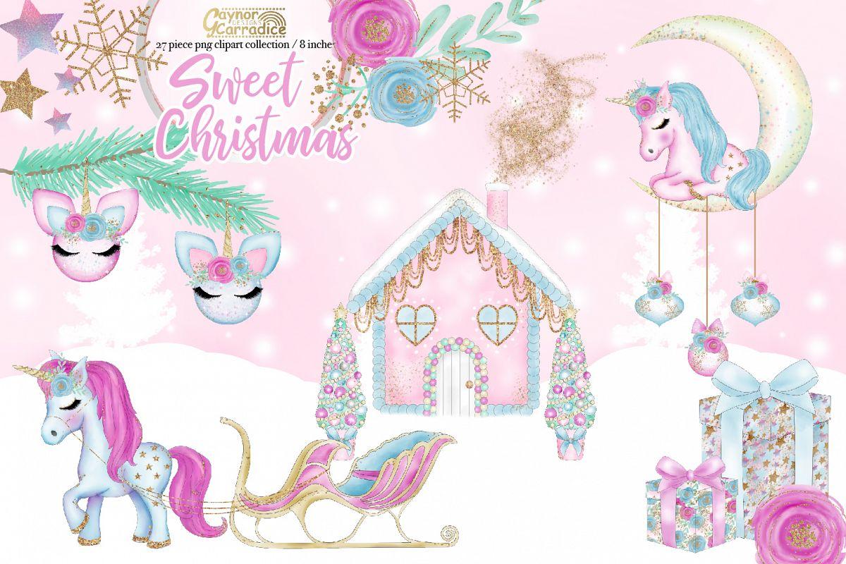 Sweet Christmas.
