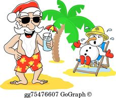 Christmas Vacation Clip Art.