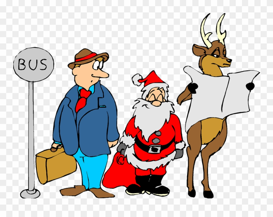 Vacation, Christmas, Holiday, Clip Art, Reindeer.