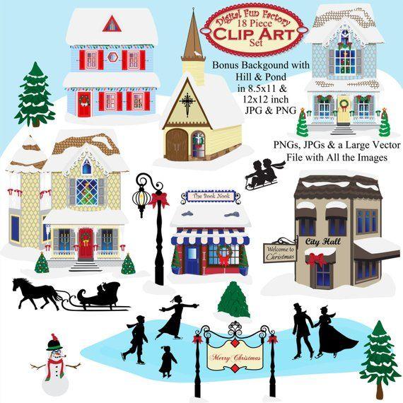 Christmas Clipart: \