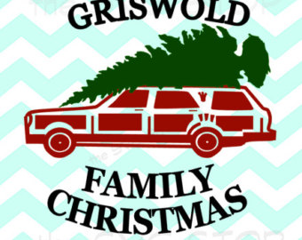 Griswold family christmas clipart.