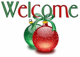 Image result for christmas welcome images.