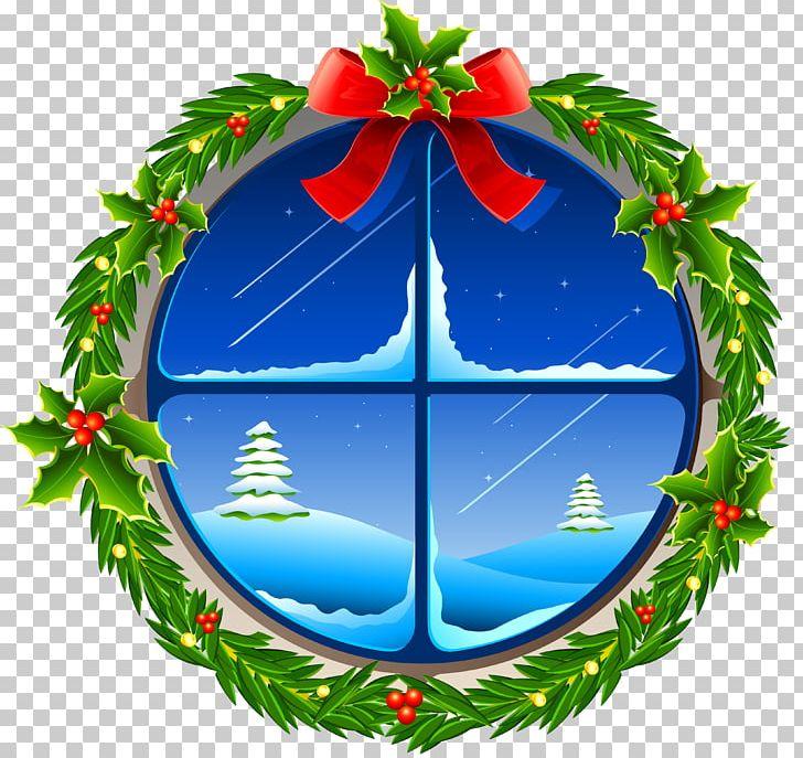 Window Christmas Tree PNG, Clipart, Christmas, Christmas Decoration.