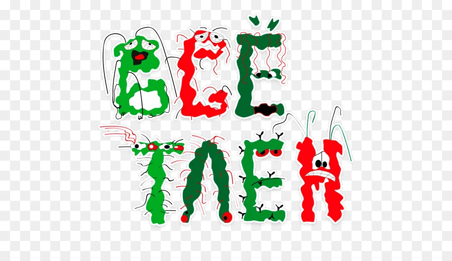 Christmas Word Art png download.