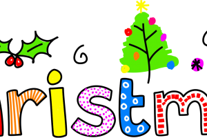 Christmas word clipart 2 » Clipart Station.
