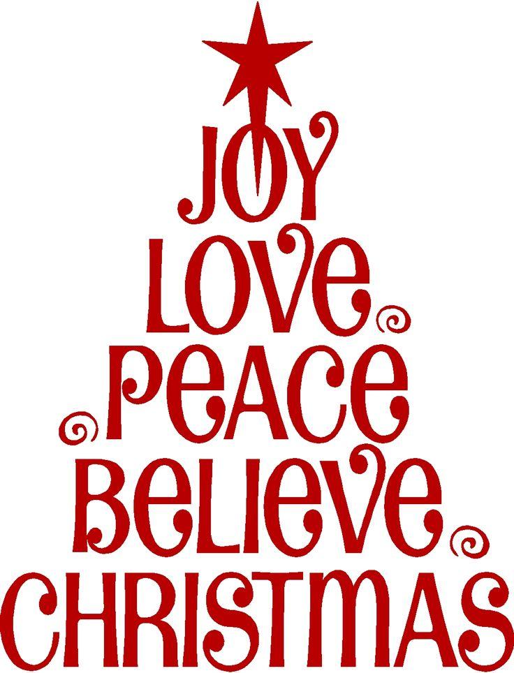 Religious Merry Christmas Clipart.