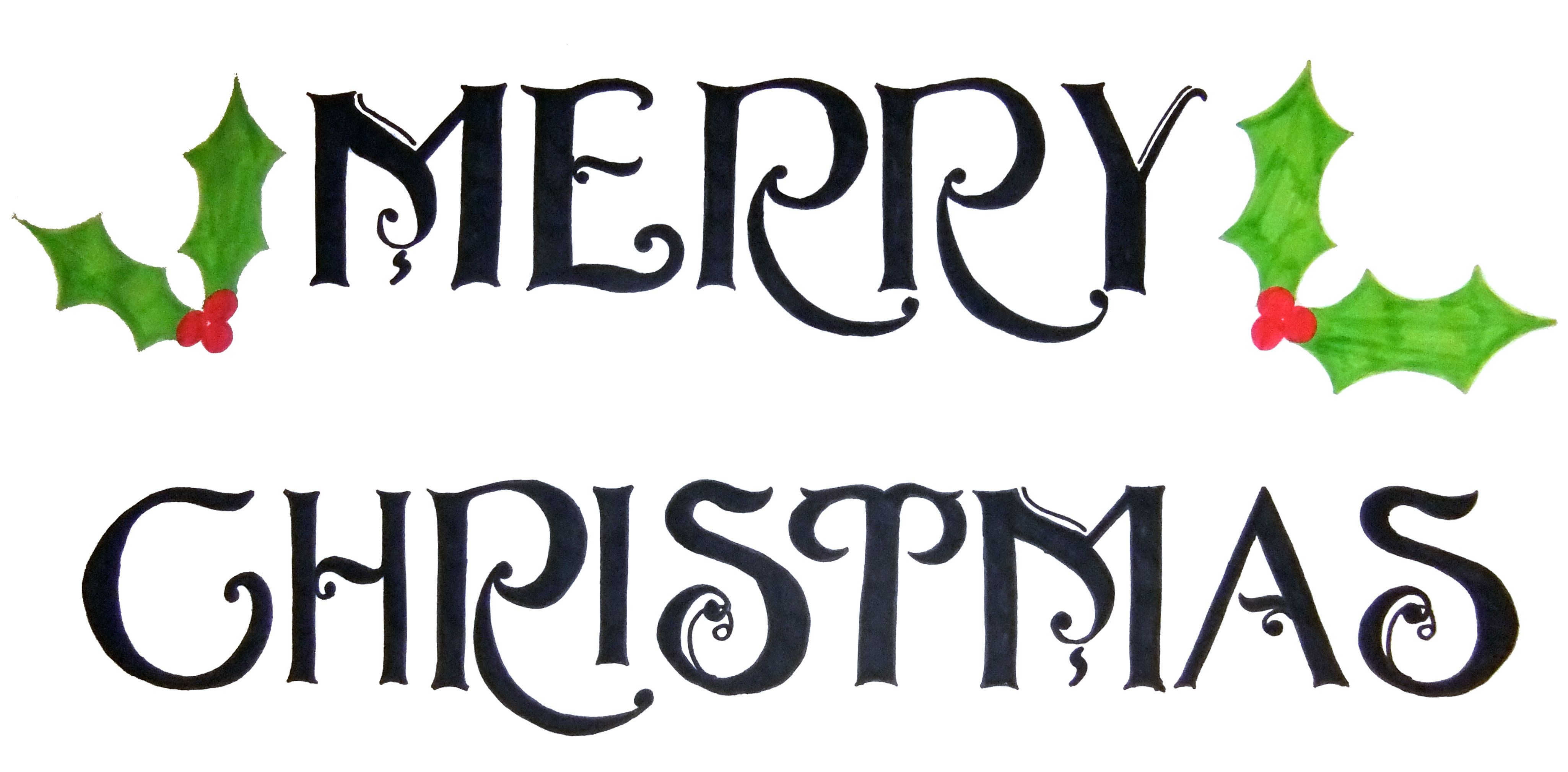 Images For > Merry Christmas Stencil Free Printable.