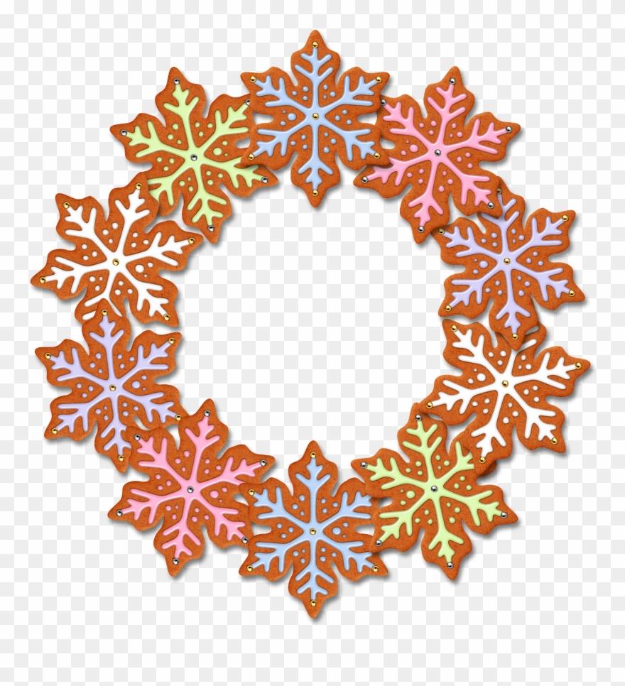 Christmas Wreath Clipart (#3217634).