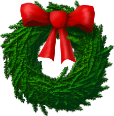 Free Christmas Wreath Cliparts, Download Free Clip Art, Free Clip.