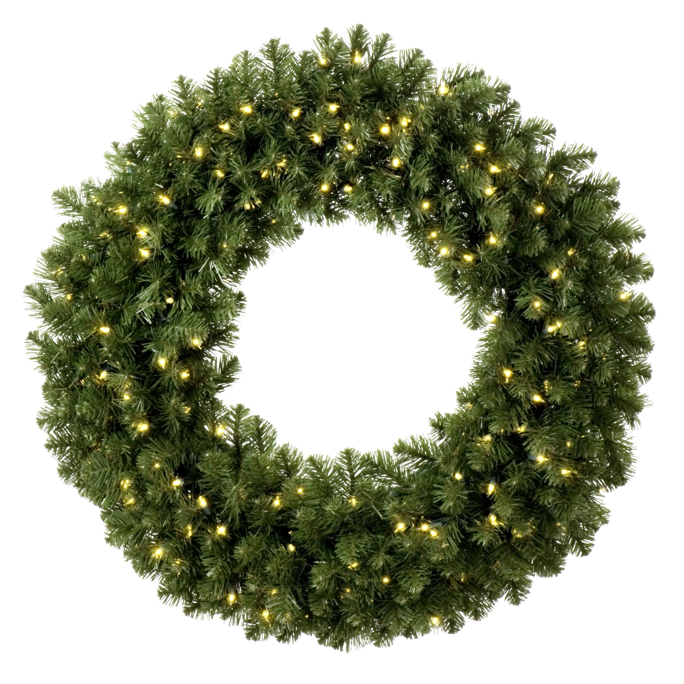 Christmas Wreath PNG Photo 16 #44252.