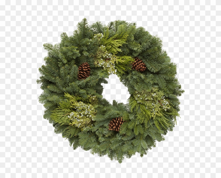 Christmas Wreaths Png.