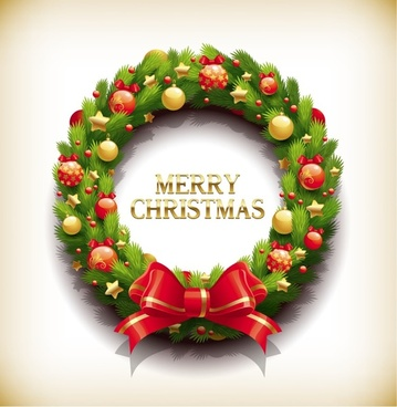Christmas wreath clip art free vector download (213,045 Free.