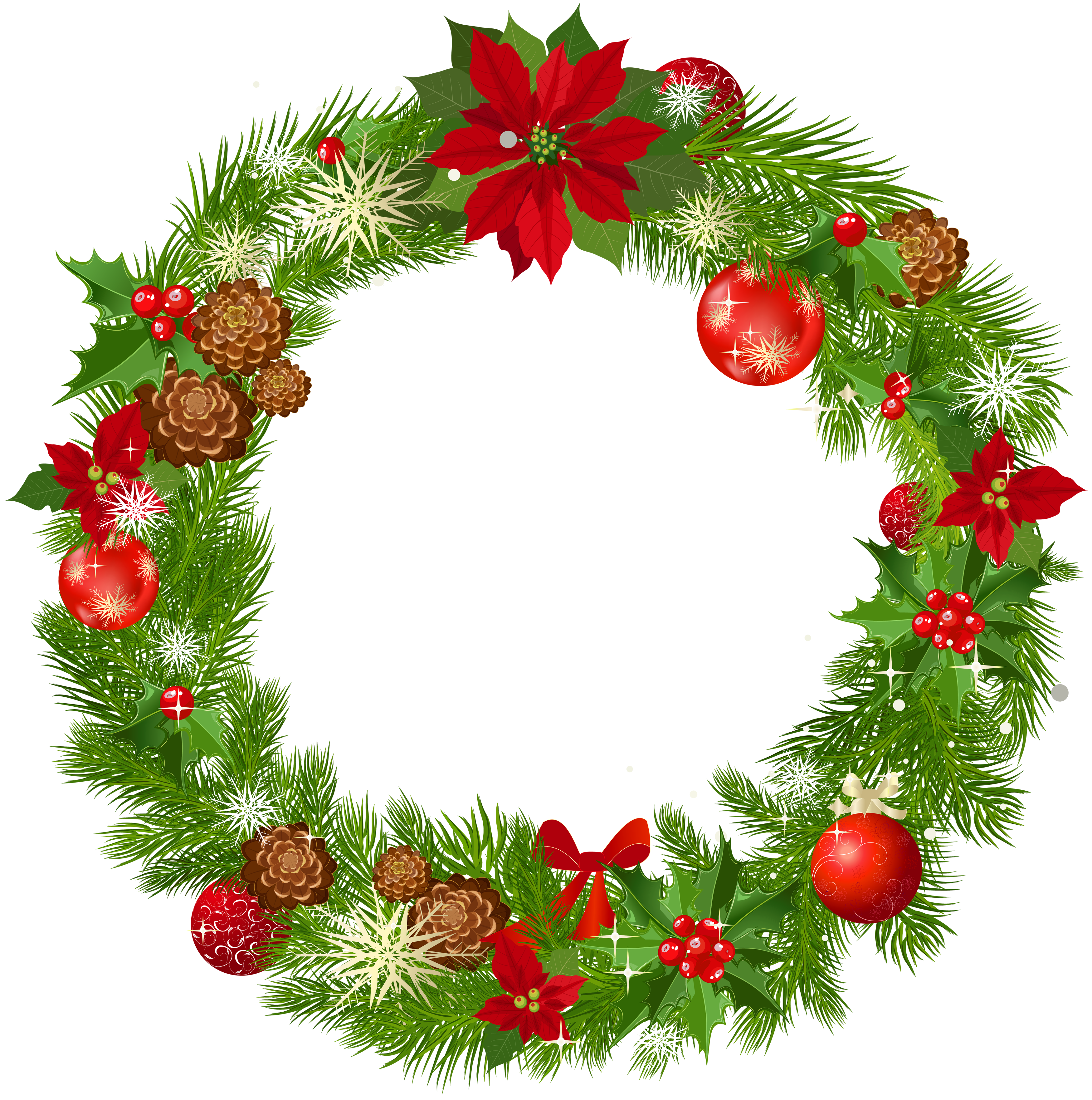 free christmas png clipart #9