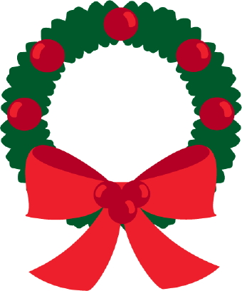 Christmas Wreath Clipart.Christmas Wreaths Clipart 20 Free Cliparts Download Images