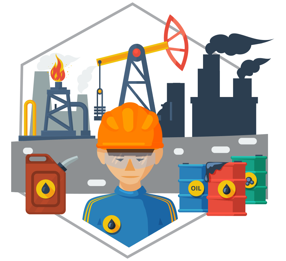 Oil and gas companies in clipart clipart images gallery for.