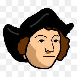 Christopher Columbus clipart.
