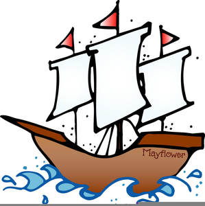 Christopher Columbus Ships Clipart.