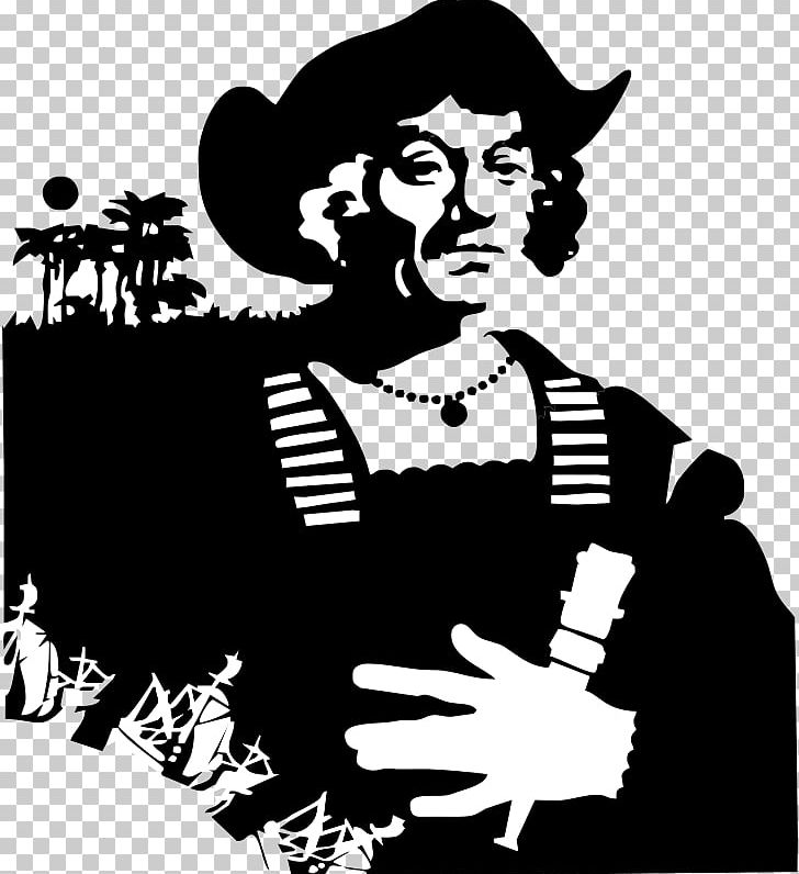 Christopher Columbus Columbus Day Public Holiday PNG.