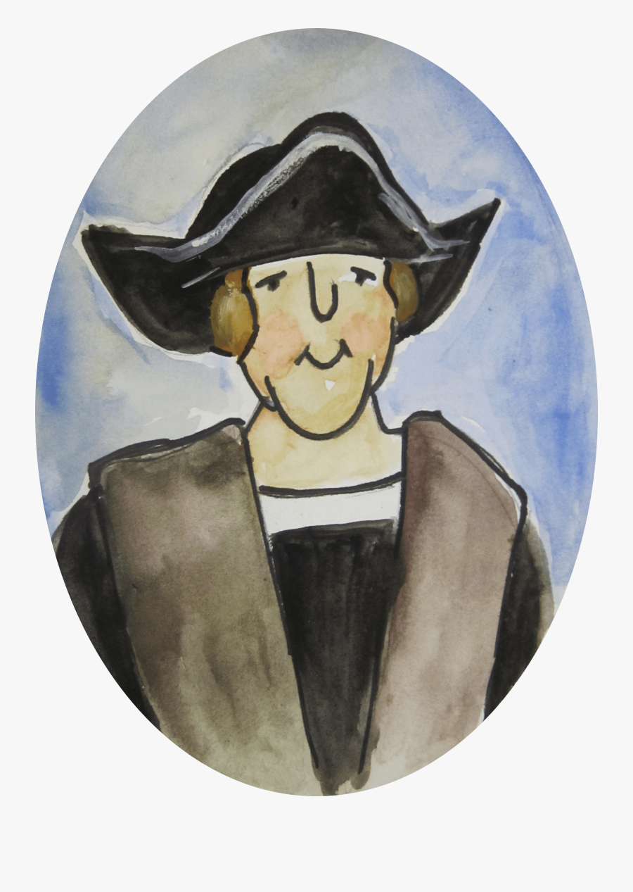Wanted Picture Of Christopher Columbus , Free Transparent.