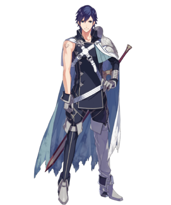 Chrom: Exalted Prince.