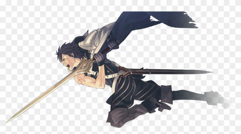 Chrom Is A Powerful Swordsman And He's One Of The More.