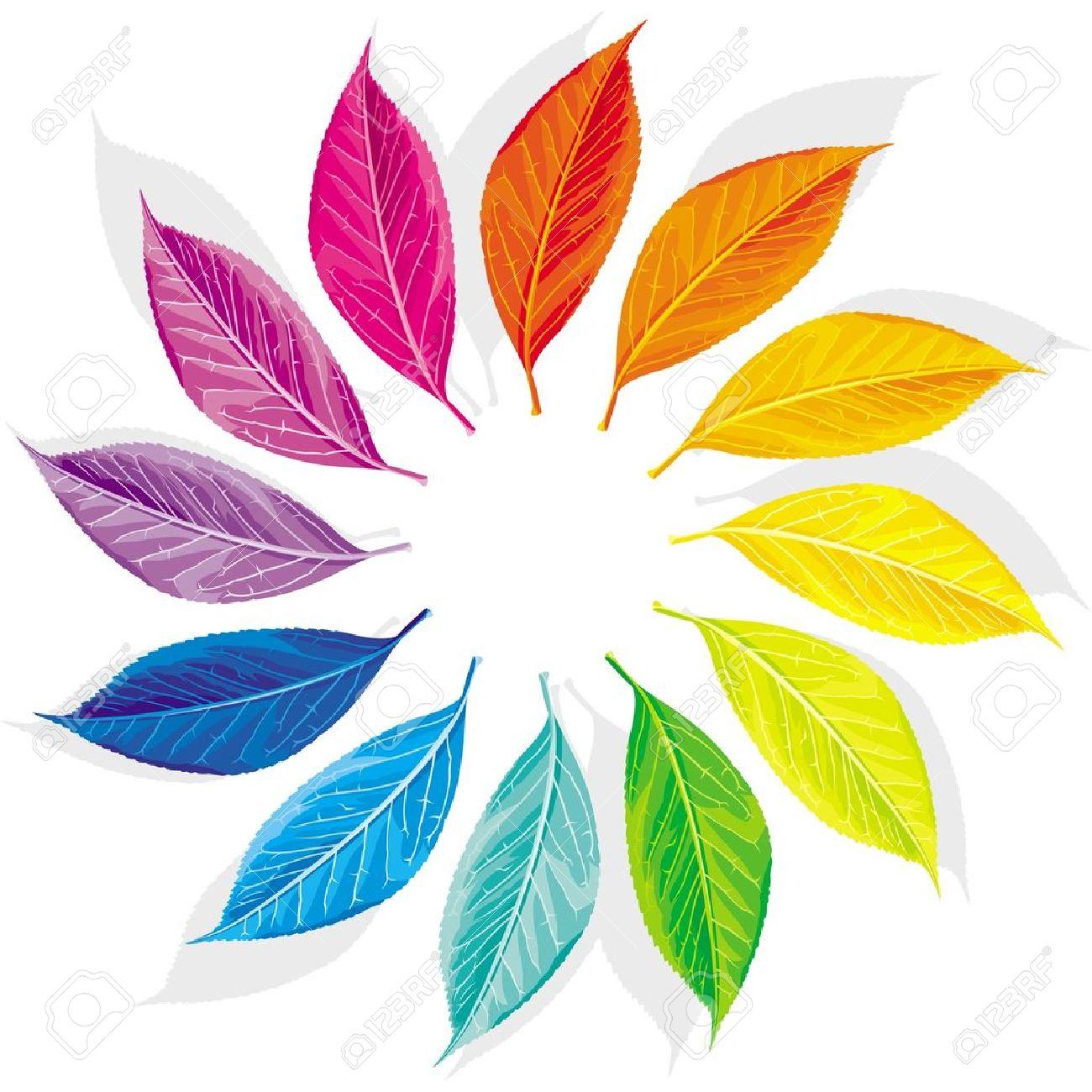 Color Wheel As A Dozen Multi.