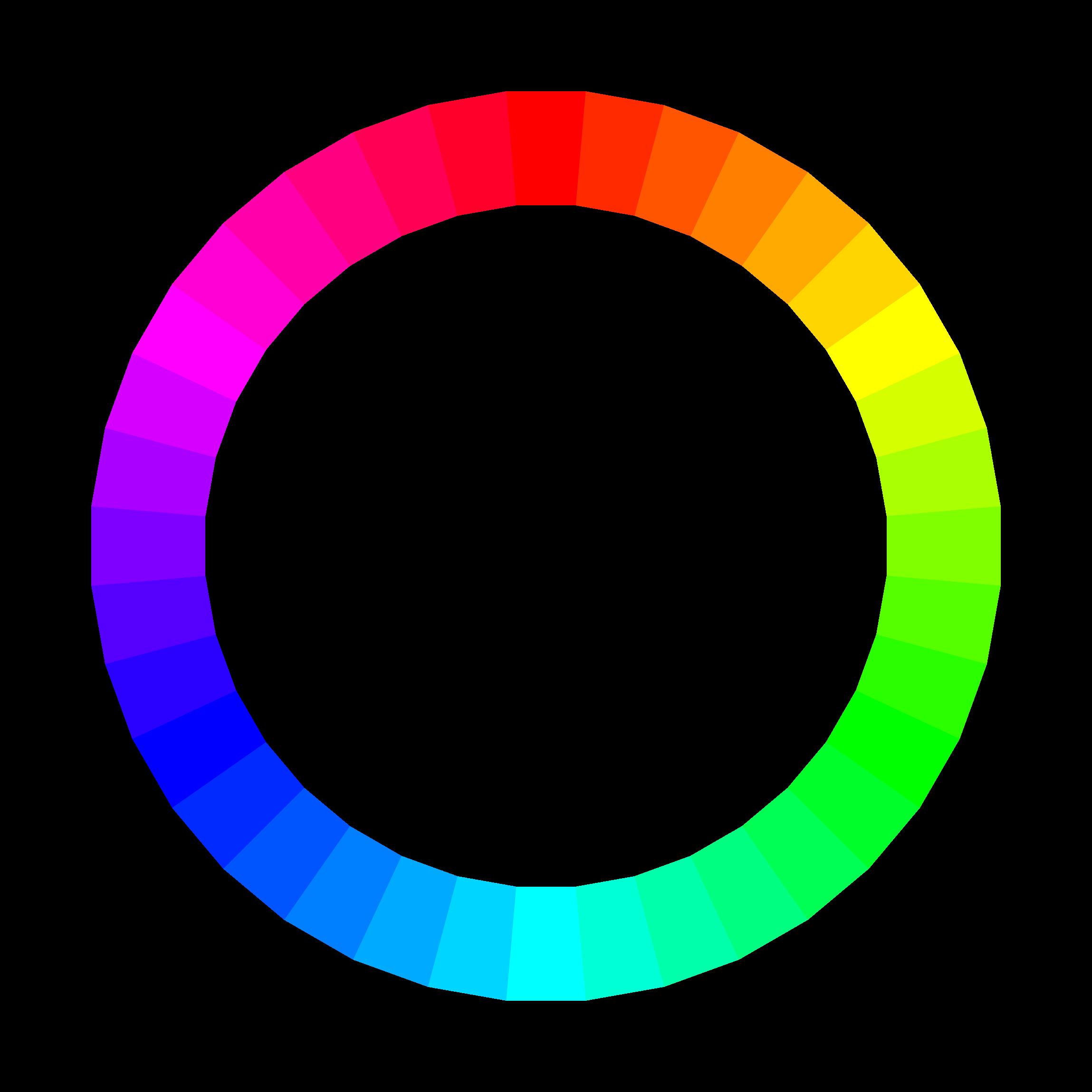 Chromatic circle clipart - Clipground