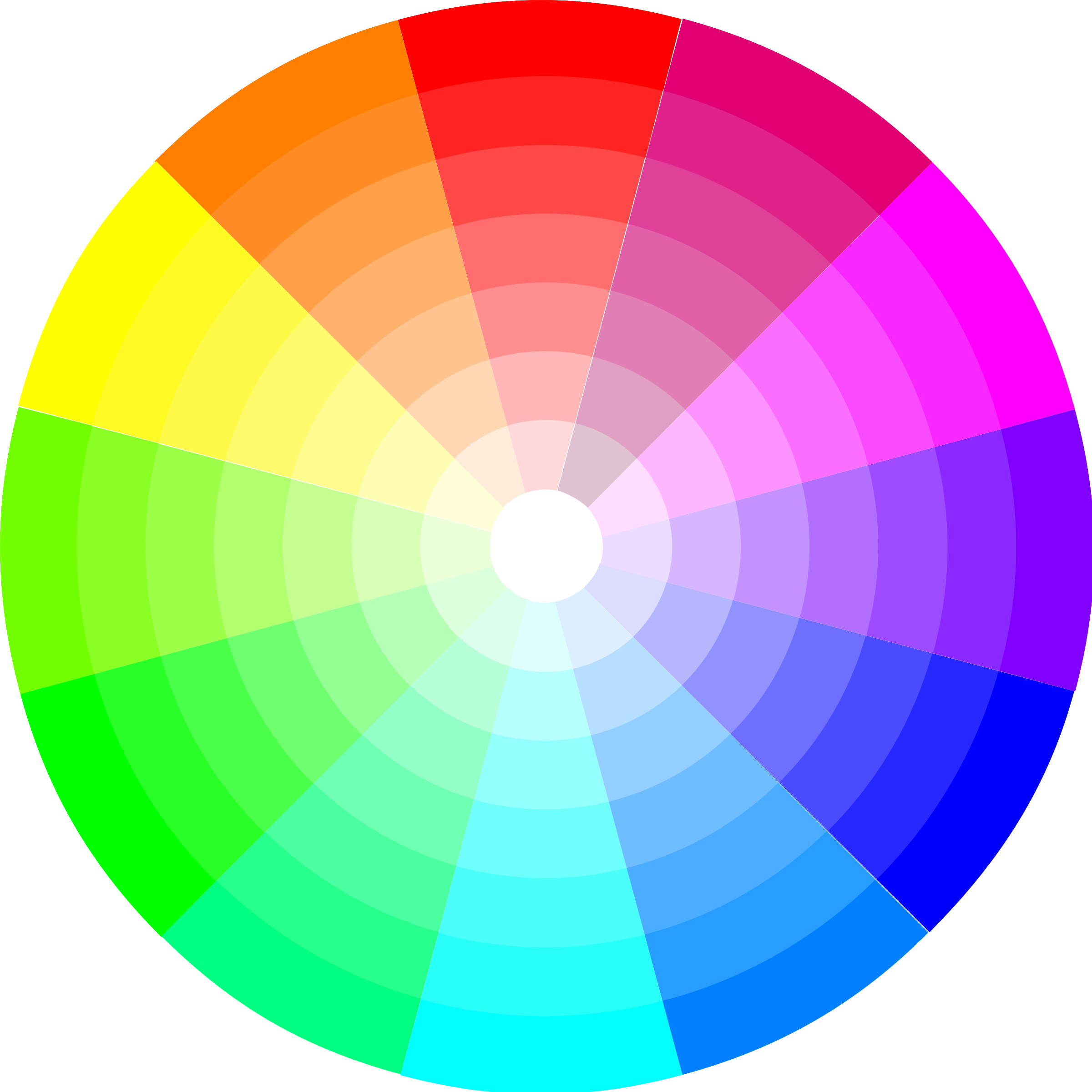 The colour of the clipart #6
