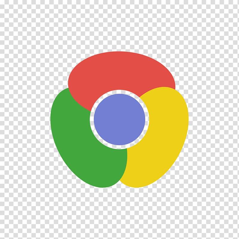 Google Chrome Logo Chrome OS Web browser, techno transparent.