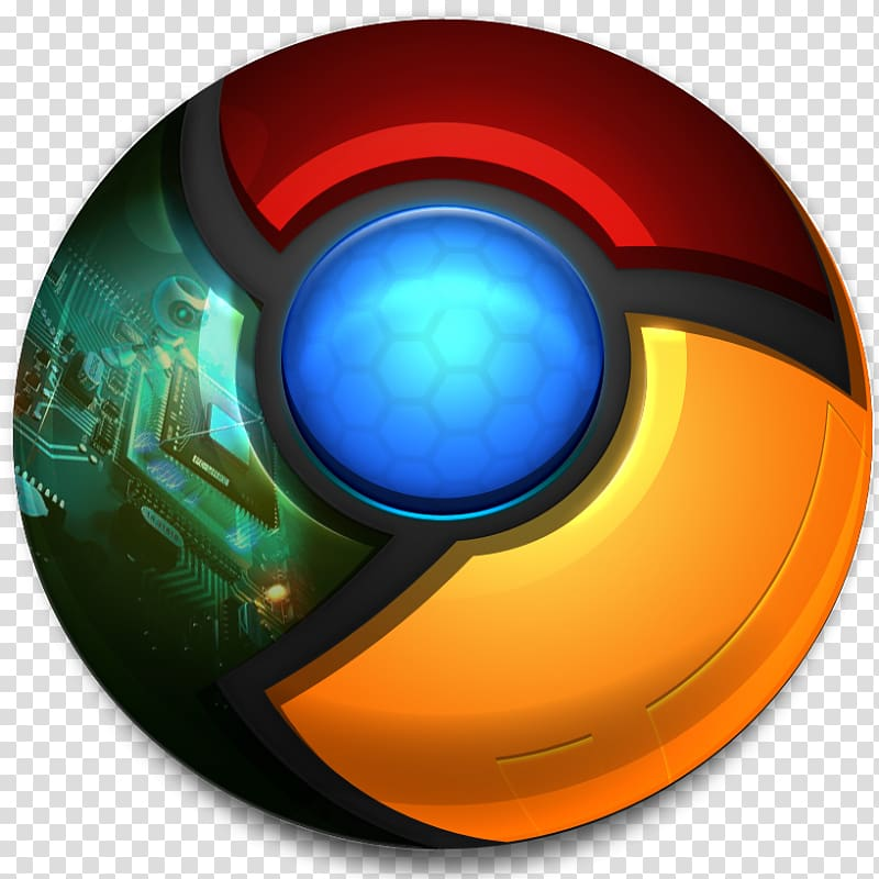 Google Chrome logo, Google Chrome Computer Icons Web browser.