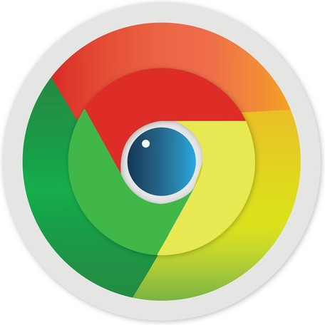 Chrome clipart hd.