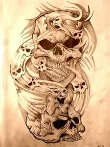 98 Best SKULLS \'N CREEPY AND COOL images in 2019.