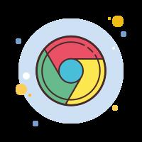 Chrome Icons.