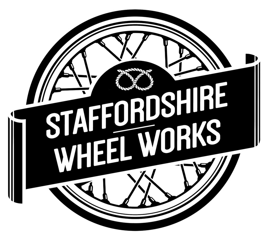 Staffordshire Wheel Works. Motorcycle wheel builder.