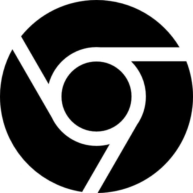Chrome Logo Icons.