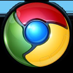 Chrome Icon.