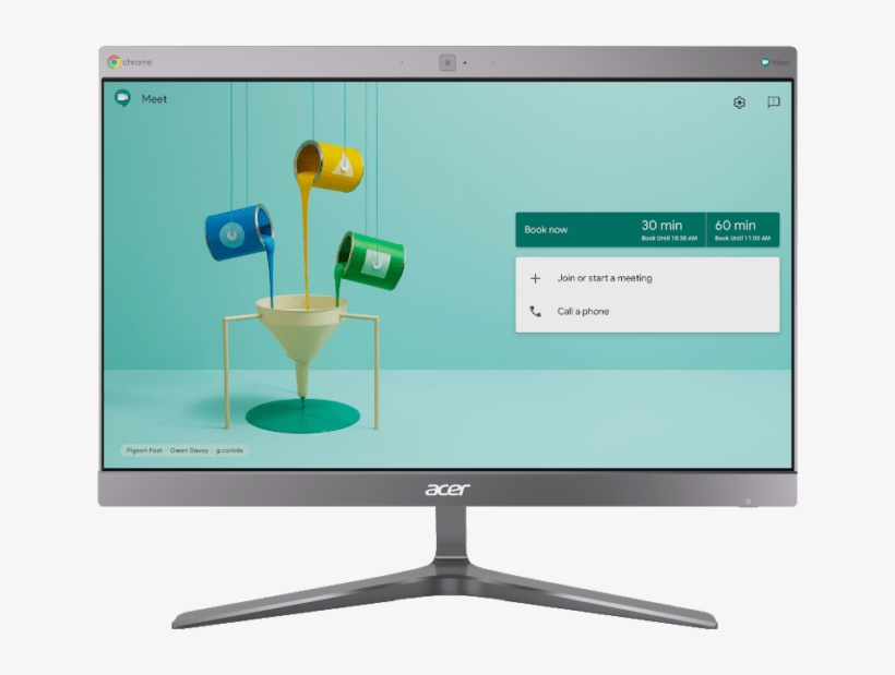 Acer Chromebase.