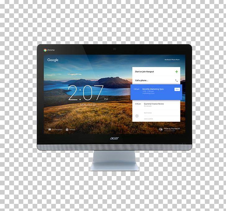 Laptop Intel Celeron Acer Chromebase CA24I Wb3215U AIO PC DQ.