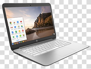 Chromebook transparent background PNG cliparts free download.