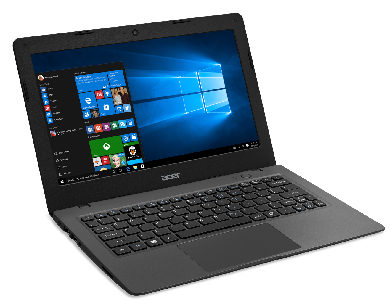 Acer unveils its Chromebook killer Windows 10 laptops, starting at.