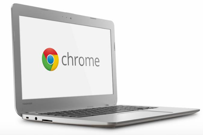 Chromebooks.