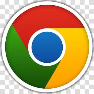 Dots, Google Chromecast logo transparent background PNG.