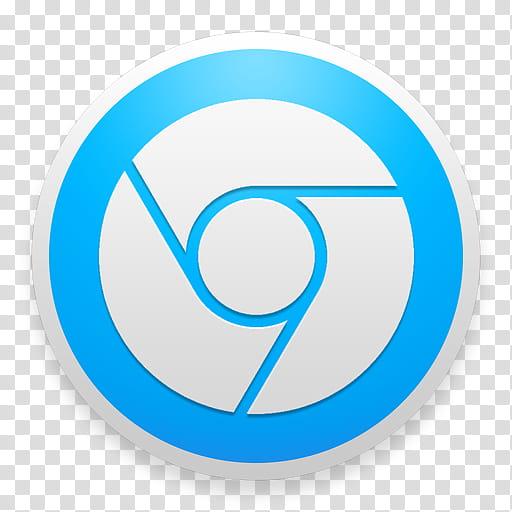OS X Yosemite Google Chrome, Google Chromecast icon.