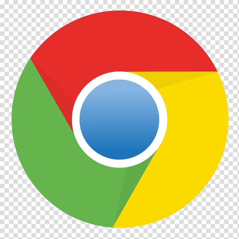 Chromecast Google Chrome Logo, linux transparent background.