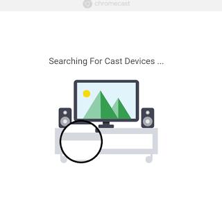 No Cast Devices Found?.