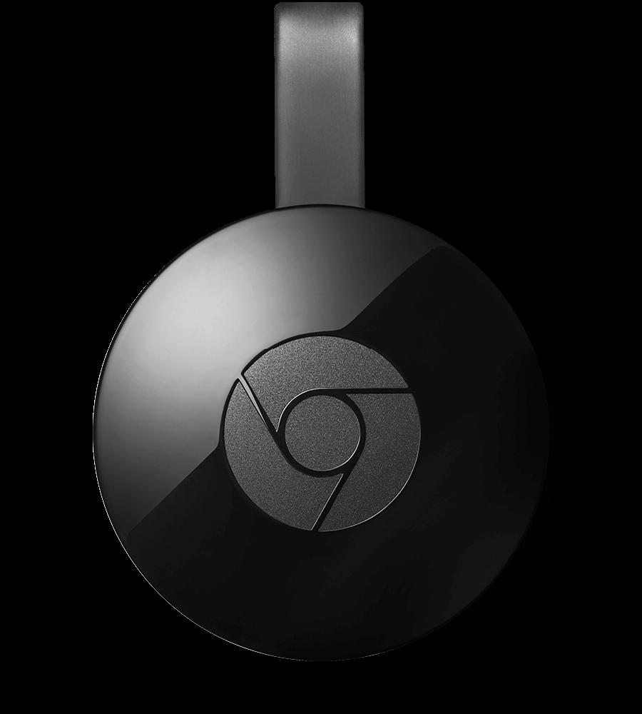 Chromecast.
