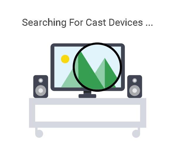 Google Chromecast Audio.