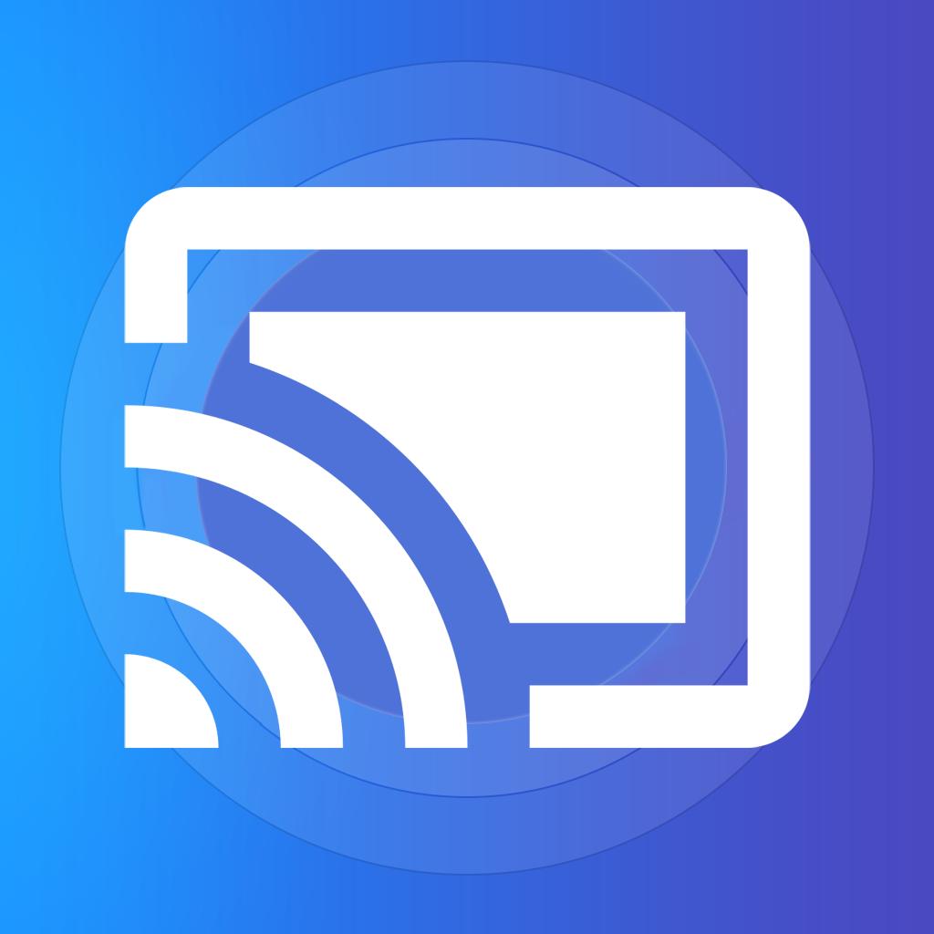 Chromecast Icon Png #304697.